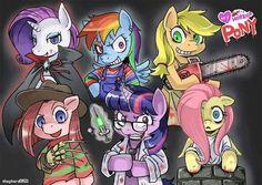 my little pony horror - Hledat Googlem