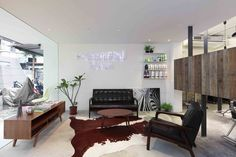 essential Hair salon by KC design studio, Taipei » Retail Design Blog
