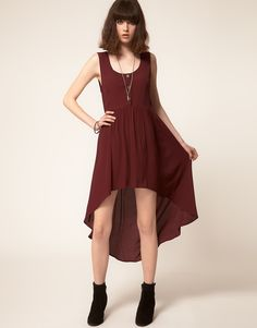 stranded dress by evil twin.