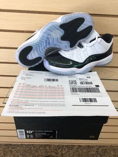 8328e29058179b DS Air Jordan Retro 11 Low Iridescents Size 10.5 W Nike.com Return Packing  Label. Air Jordan Retro LowJordan 10Basketball ShoesAir ...
