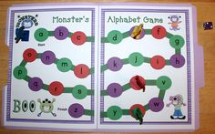 I have added a Monsters Alphabet game to 1 - 2 - 3 Learn Curriculum. Under the Monsters theme.  Clip on picture to access free downloads and learn how to become a member. 1 - 2 - 3 Learn Curriculum is a members preschool curriculum web site, developed by a child care provider of 27 years. Thank you for viewing. Jean 1 - 2 - 3 Learn Curriculum