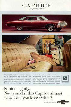 1967 Chevrolet Ad-10