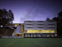 Saint Kentigern School Jubilee Sports Centre / Architectus