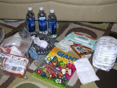 Emergency Kits for Kids