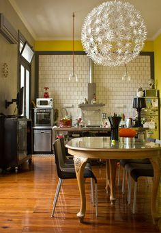 Another pretty apartment in Argentina...!Me gusta!