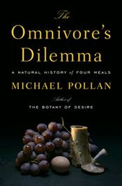 Omnivore's Dilemma: Analyzes the state of the US food industry.