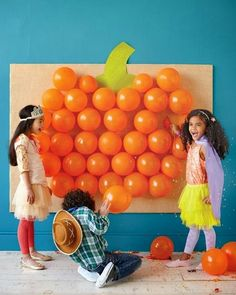 Style House & Homes: Children's Halloween Party Ideas