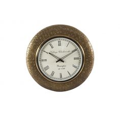 Beautiful Vintage Clock. http://www.haveliculture.com/