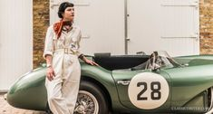 Revving up for Revival with a Goodwood-bred Aston Martin DB3S | Classic Driver…