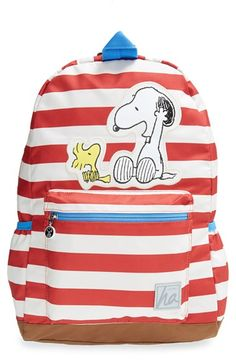 Hanna Andersson 'Peanuts - Snoopy & Woodstock' Backpack (Kids) available at #Nordstrom