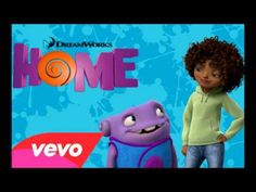 """Rihanna - Dancing In The Dark (Audio) (From The """"Home"""" Soundtrack"""