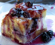 This make-ahead IC breakfast treat could double as dessert! You can even make it the night before and bake in the oven the next morning. ...