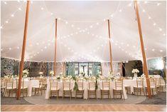 Tent Inspiration | Charleston, SC Wedding at The Gibbes Museum of Art | Explore Charleston