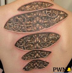 Tattoos You Won't Believe People Actually Have