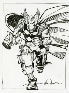 Beta Ray Bill Charity Auction for Mighty Writers. Sold for $1200
