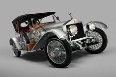 1915 Rolls-Royce Silver Ghost London-Edinburgh Tourer: