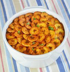 Plantain African food, Nigerian food recreated and presented! #Nigerian, #Food, #Tradationalfood