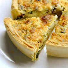 Французский киш: 8 лучших рецептов открытых пирогов - МирТесен
