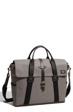 Jack Spade Work Twill Briefcase | Nordstrom $375.00.