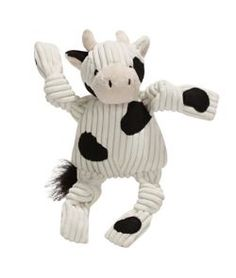 HuggleHounds Plush Corduroy Durable Cow Barnyard Knottie Dog Toy -- You can get additional details at the image link. (This is an affiliate link and I receive a commission for the sales) Small Dog Toys, Small Dogs, Tiny Dog, Mini Cows, Plush Animals, Little Dogs, Happy Dogs, Dog Supplies, Dog Love