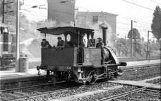 Comboios antigos