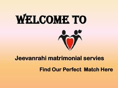 Best matchmaker site - Started in 1990, jeevanrahi is the oldest online matchmaking site. We match 40 Lakhs of singles around the world for love, romance, and serious relationships. more info:- http://www.jeevanrahi.com/matrimonial/Best+matchmaker+sites.php