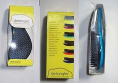 Detangler by Labor Pro Spazzola Scioglinodi districante stile Tangle Teezer Tangled, Ebay, Rapunzel