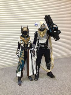destiny warlock cosplay - Google Search