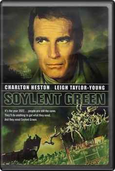 Soylent Green, this film was very very disturbing to me at 16!