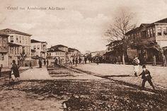 Adabazar, Ermeni Mahallesi (Grand Rue Arménienne)- 1911