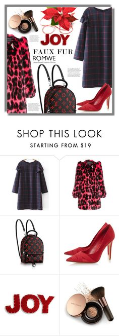 """""""Untitled #1583"""" by kriz-nambikatt ❤ liked on Polyvore featuring Marc Jacobs, Dune, National Tree Company and Nude by Nature"""