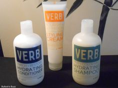 Verb HairCare Products