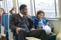 The Pursuit of Happyness, Will Smith, Jaden Smith The Pursuit Of Happyness, Pursuit Of Happiness, Donald Sutherland, Sylvester Stallone, Tony Soprano, Tom Hanks, Your Smile, Make You Smile, Best Inspirational Movies