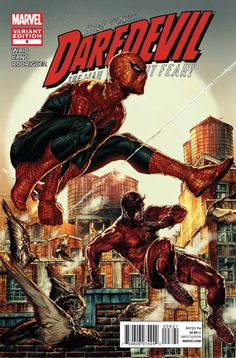 Daredevil #8 - Devil and the Details Part 2 (Issue)