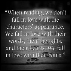 When reading..