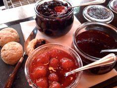 strawberry, blueberry, cranberry, hibiscus jam & jelly. tomdouglas.com
