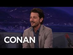 Diego Luna's 8-Year-Old Son Broke His Confidentiality Agreement  - CONAN...