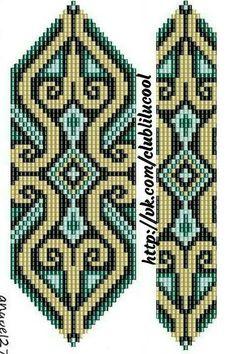 off loom beading techniques Loom Bracelet Patterns, Bead Loom Bracelets, Bead Loom Patterns, Peyote Patterns, Native Beading Patterns, Beaded Jewelry Patterns, Beading Techniques, Tapestry Crochet, Seed Bead Jewelry