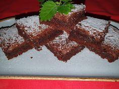Lulu - Povesti din Bucatarie: Brownie cu ciocolata Desserts, Food, Tailgate Desserts, Deserts, Essen, Postres, Meals, Dessert, Yemek