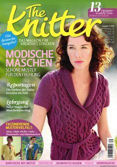 The Knitter №9 2012 - 紫苏 - 紫苏的博客