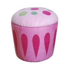 Cupcake ottoman 56.99