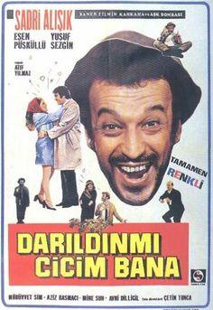 Darıldın mı Cicim Bana (1970)