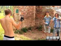 Juegos estúpidos de los rusos http://www.youtube.com/watch?v=2f5W-q9puNc