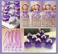Resultado de imagen para mesas tematicas cumpleaños princesa sofia