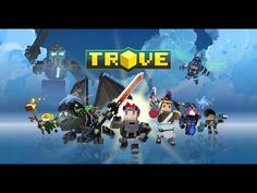 Let's Play Trove: Mr. Poopybutthole
