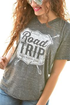 Road Trip Tee by ATX