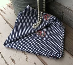 Check out this item in my Etsy shop https://www.etsy.com/listing/241090963/retro-navy-gingham-fabric-with-rooster
