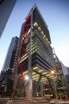 8 Chifley Square / Lippmann Partnership + Rogers Stirk Harbour & Partners