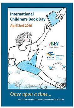 International Children's Book Day is April 2.  Information and Resources @  http://globetrottinkids.com/2016/03/28/international-childrens-book-day/