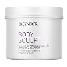 Skeyndor Body Sculpt Crème De Massage Raffermissante Et Anti Vergetures 500ml Cosmetiques Online